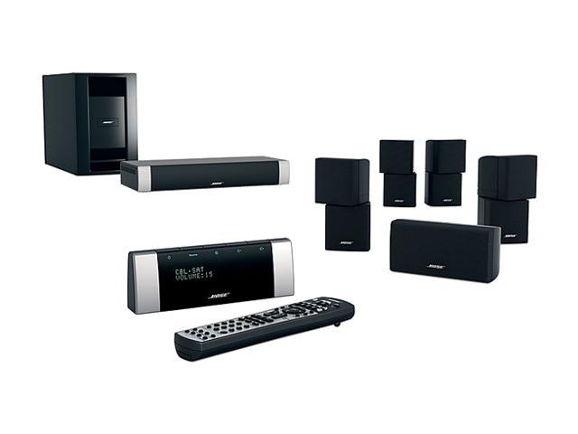 Bose® Lifestyle® V20 Home Theater System (Black)