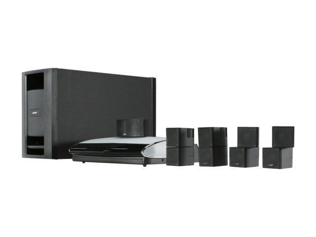 Bose® Lifestyle® 48 Home Entertainment System (Black)