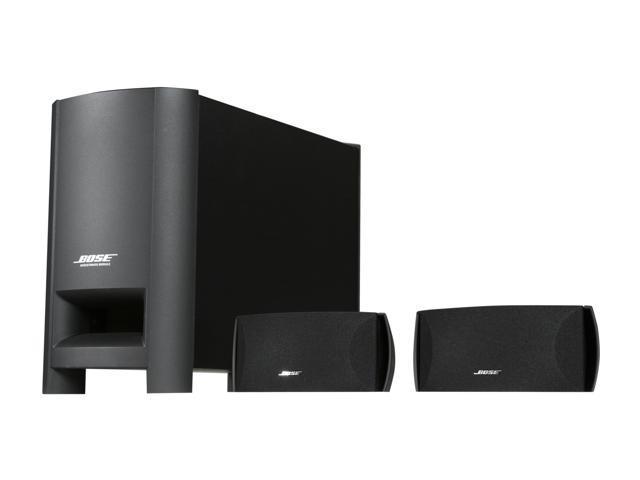 Bose® CineMate Series II 2.1 CH Home Audio Speaker System