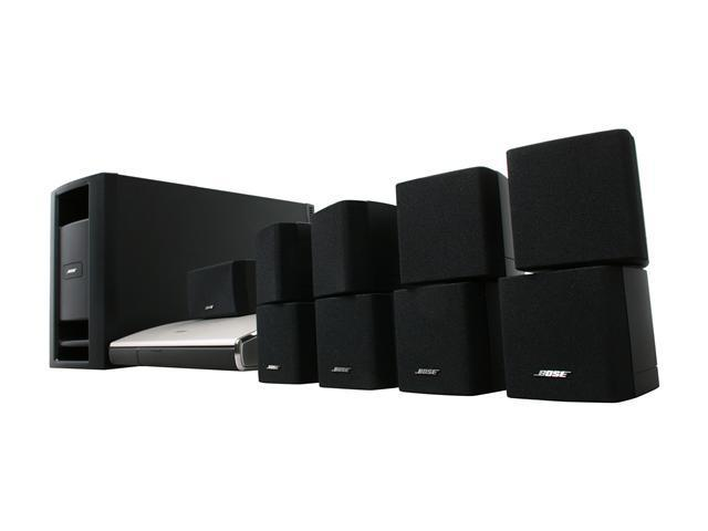 Bose® Lifestyle T20 Home Theater System (Black)