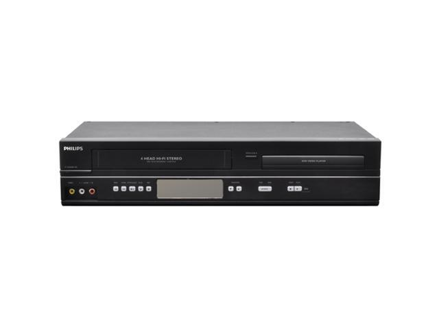 PHILIPS DVD/VCR Player – DVP3345VB/F7