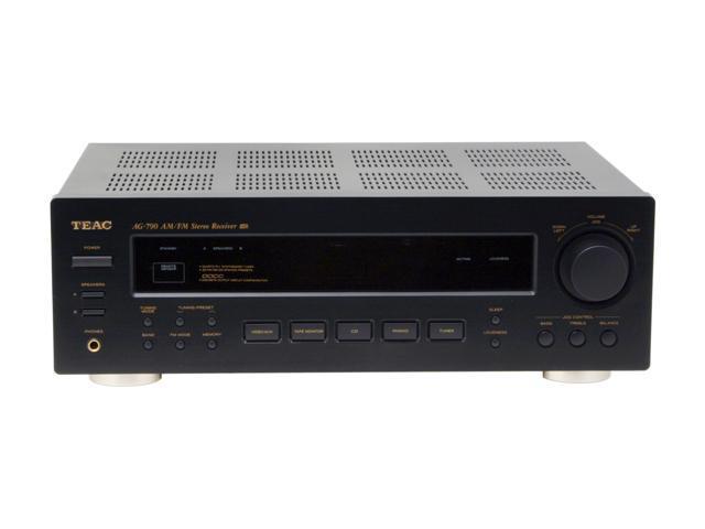 TEAC AG-790A Stereo AM/FM Stereo Receiver