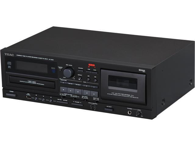 TEAC AD-800 CD/Cassette Player with USB Recorder
