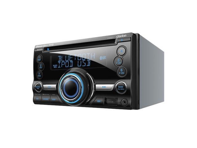 Clarion 2-DIN Bluetooth CD / USB / MP3 / WMA Receiver
