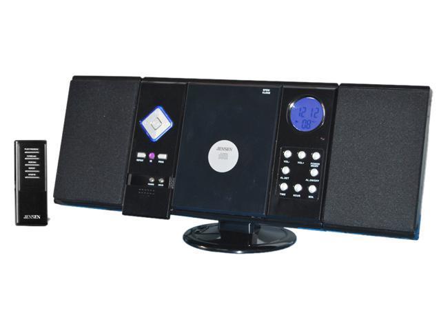 JENSEN CD/MP3/Radio Shelf System JMC-180