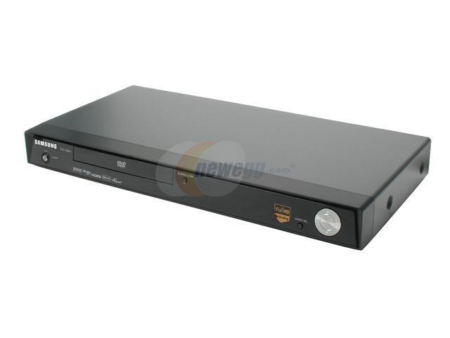 SAMSUNG DVD-1080P7 DVD Player With HDMI
