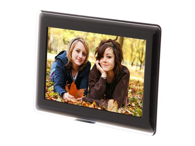 "SAMSUNG SPF-107H 10"" 1024 x 600 Digital Photo Frame"