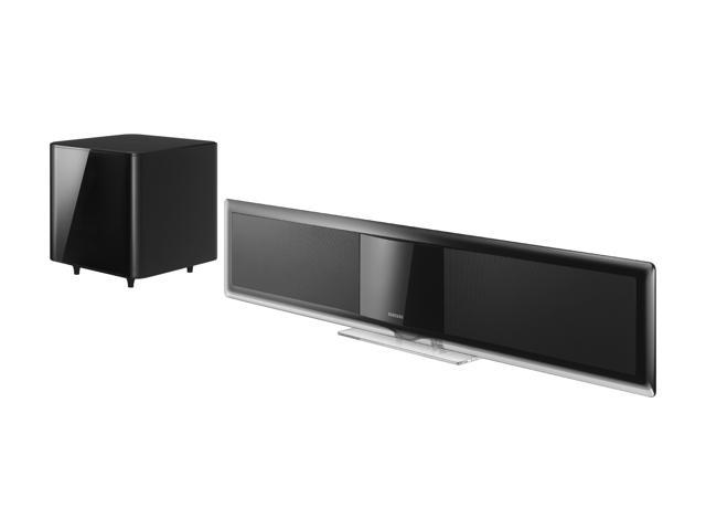 2.1-Channel Blu-ray Sound Bar Home Theater System