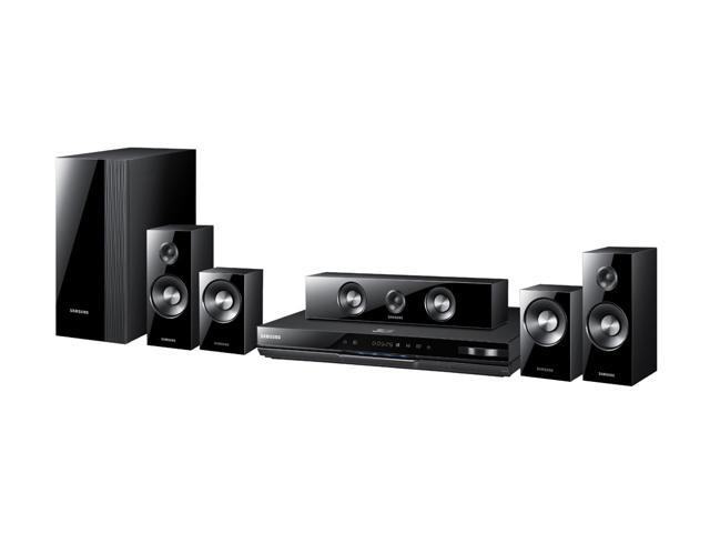 Samsung HT-D5500 5.1 Wi-Fi Blu-ray Home Theater System