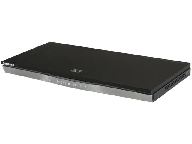 SAMSUNG 3D WiFi Built-in Blu-ray Player BD-D6500