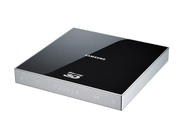 SAMSUNG 3D WiFi Built-in Blu-ray Player BD-D7000