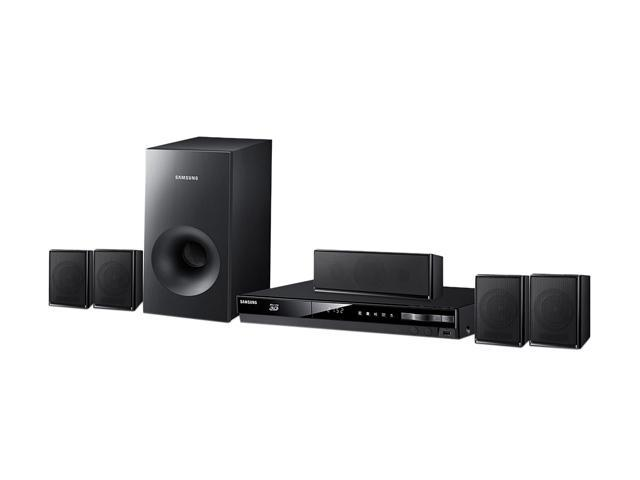 Samsung HT-E3500 500W 5.1-Channel Blu-ray Home Theater System