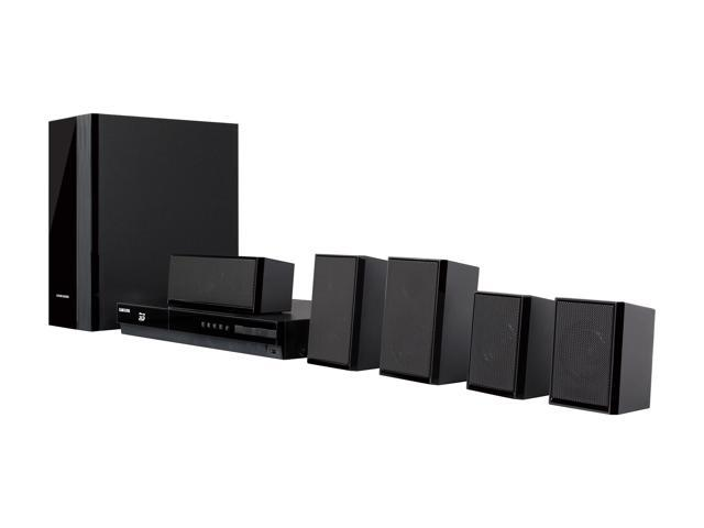 Samsung HT-E4500 1000W 5.1-Channel 3D Smart Blu-ray Home Theater System