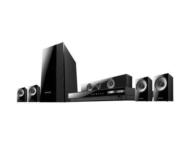 Samsung HT-E5400 1000W 5.1-Channel Wi-Fi Built-in 3D Smart Blu-ray Home Theater System