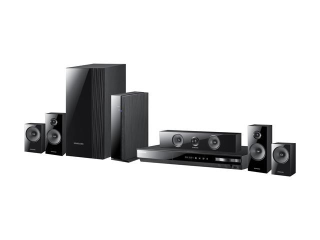 Samsung HT-E5500W 1000W 5.1-Channel Wireless 3D Smart Blu-ray Home Theater System