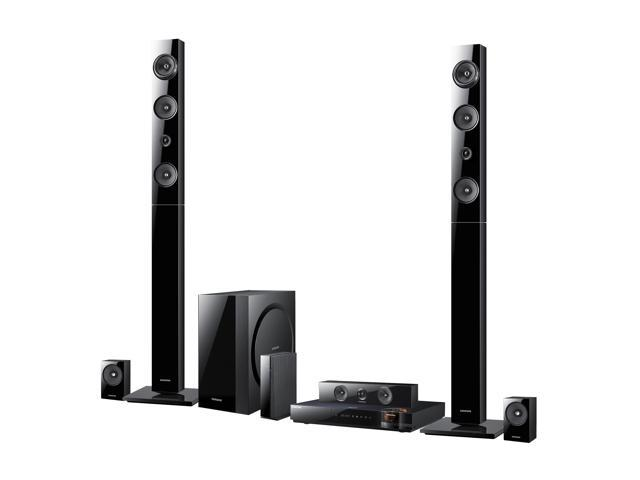 Samsung HT-E6730W 7.1-Channel Wireless 3D Blu-ray Home Theater System w/ VT AMP Technology