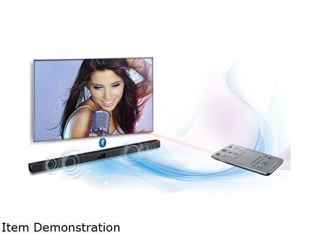 Samsung HW-F355/ZA 2.1CH Sound Bar System with Wired Subwoofer