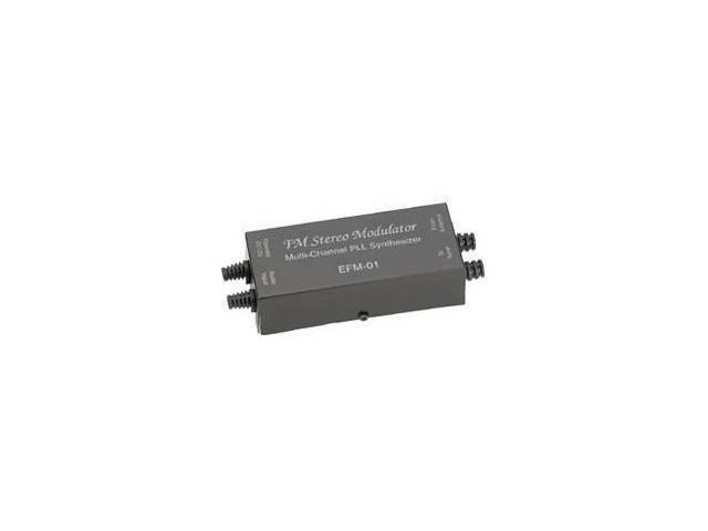 Power Acoustik EFM-01 PLL FM Modulator