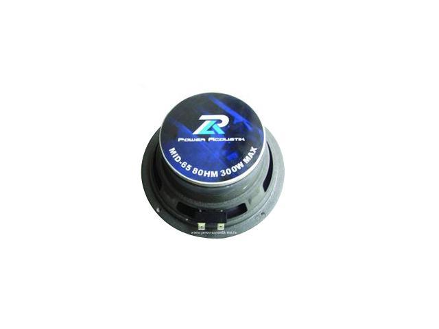 Power Acoustik Other 300 Watts Peak Power Midrange/Bass Driver