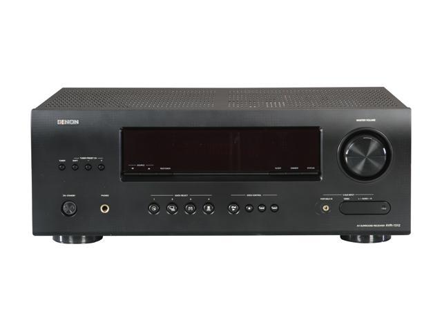 DENON DHT-1312BA 5.1-Channel Home Theater System