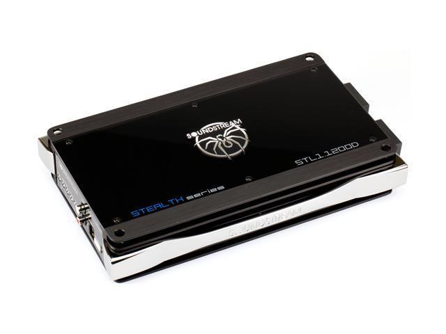 SOUNDSTREAM STL1.1200D 1200W Mono Amplifier