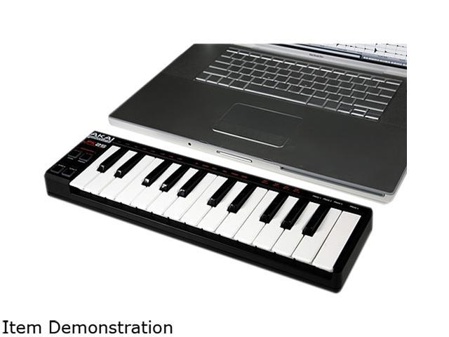Akai Professional LPK25 USB Laptop Performance Keyboard