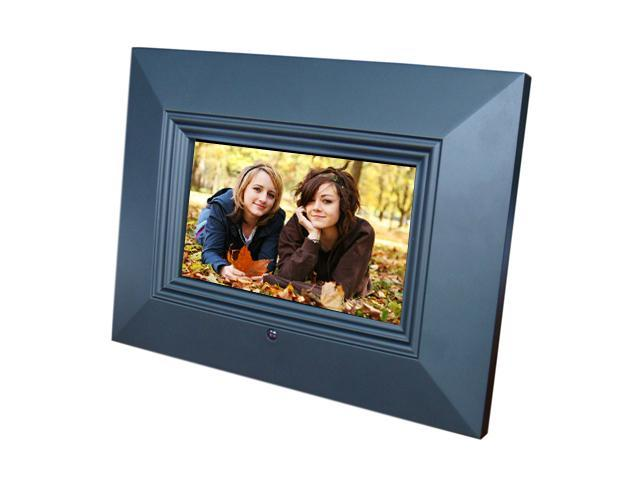 """Sungale MD700T 7"""" 800 x 480 Touch Screen Digital Photo Frame"""