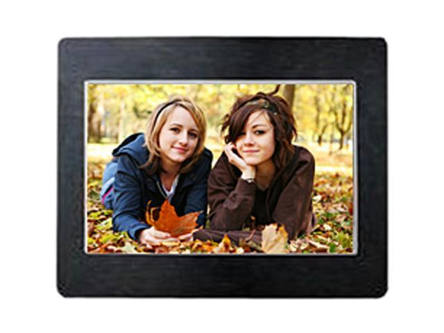 "Sungale PF1023 10.2"" 1024 x 600 Digital Photo Frame"