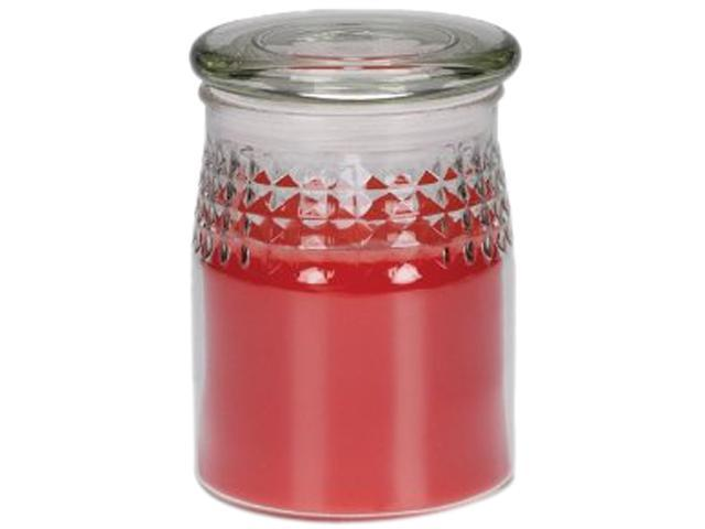 Energizer Glass Jar Flameless LED Wax Candle