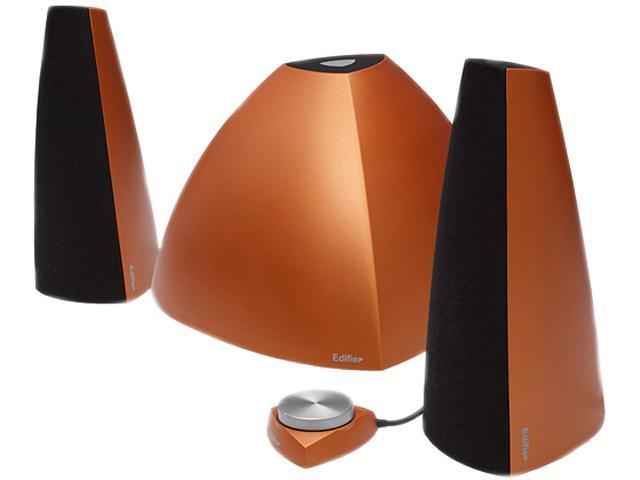 Edifier E3350BT Prisma Bluetooth 2.1 Audio - Gold