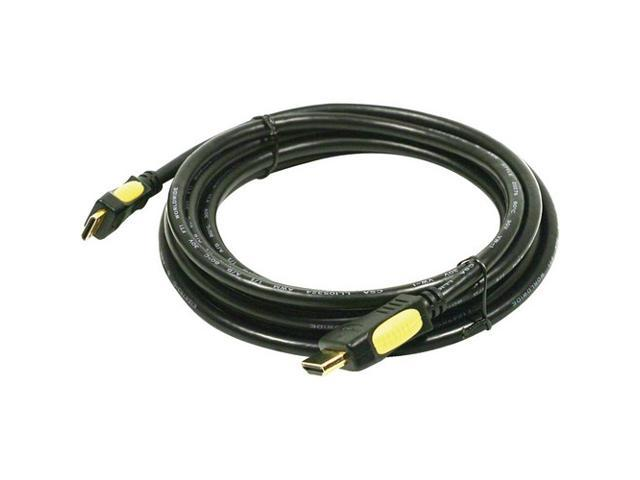 Steren 516-426BK 6 ft HDMI Cable