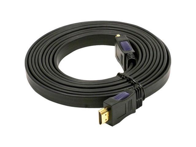 STEREN 516-506BK 6 feet Black High Speed HDMI® Cable M-M