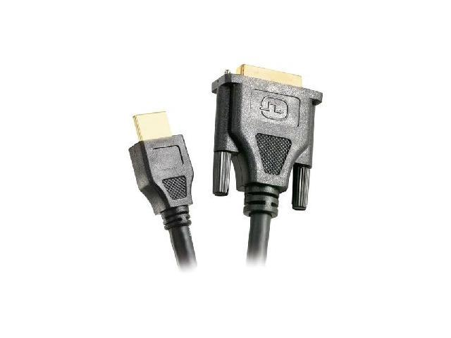 STEREN 516-915BK 15 feet Black HDMI to DVI-D Cable M-M