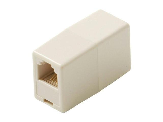 Steren BL-320-034IV Telephone Coupler Adapter