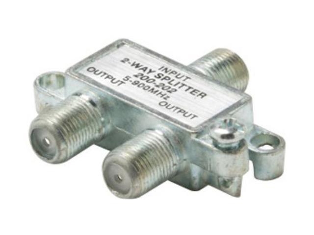 Steren 200-202 2-Way 900MHz F Mini-Splitter