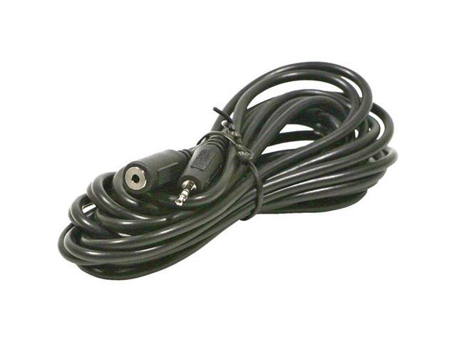 STEREN 252-656 6 ft. 2.5mm Stereo Audio Extension Cable M-F