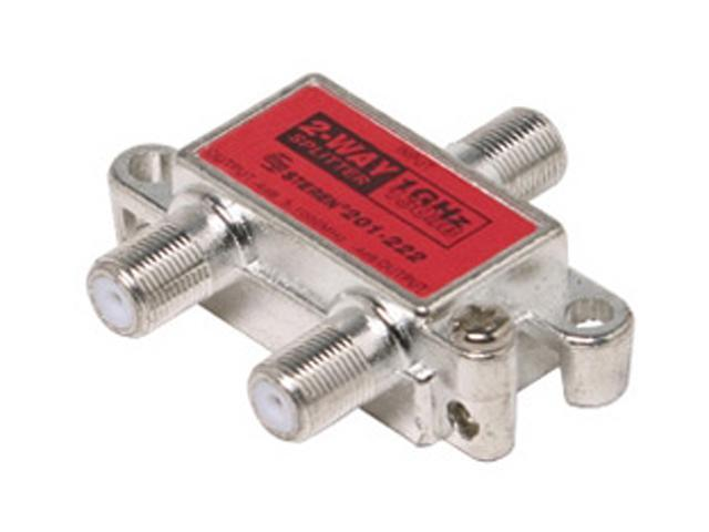 Steren 201-222 2-Way 1GHz 130dB F-Splitter