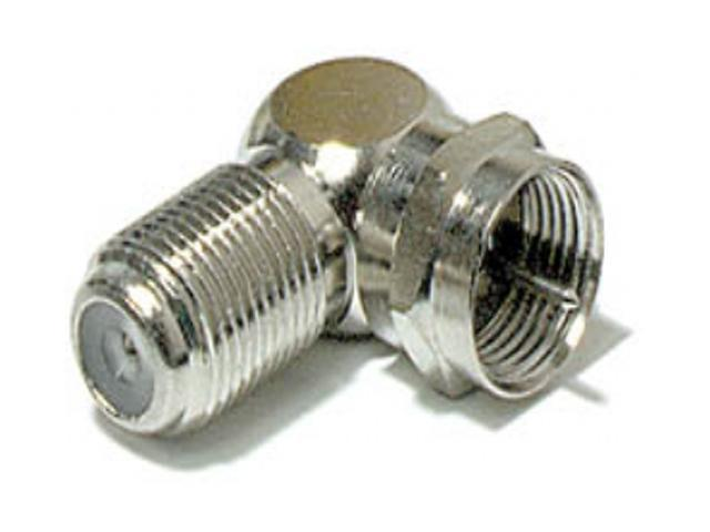 Steren 200-107-25 Angled F Adapter