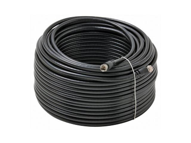 STEREN BL-215-400BK 100 ft. Coaxial Patch Cable