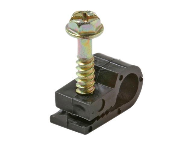Steren 200-969BK Grip-Clip Mounting Clip