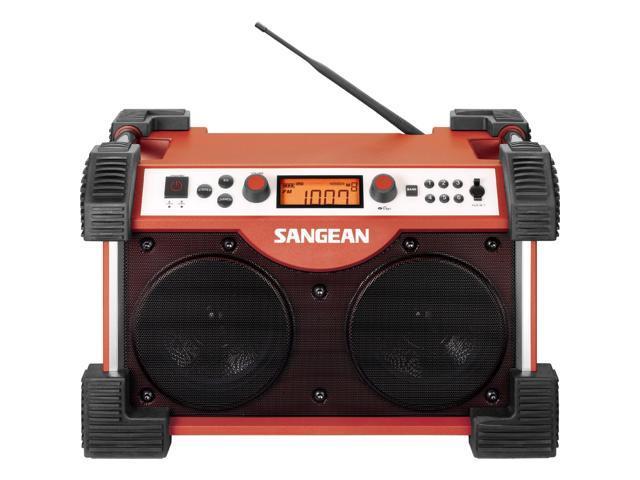 Sangean Ruggedly-Built Work-Site Radio FB-100
