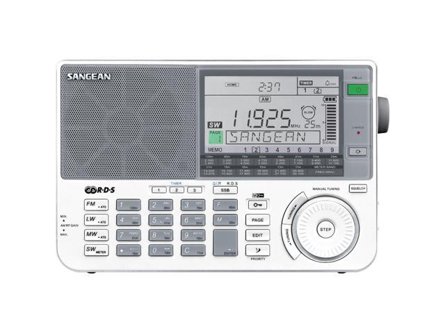 Sangean  ATS-909X  AM/FM/LW/SW World Band Receiver