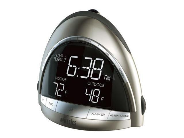 HoMedics SS-5010 SoundSpa Premier Clock Radio