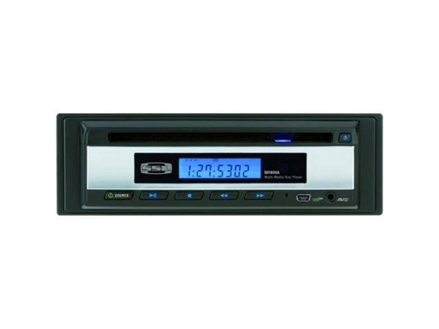 SOUND STORM Single DIN In-Dash DVD Receiver