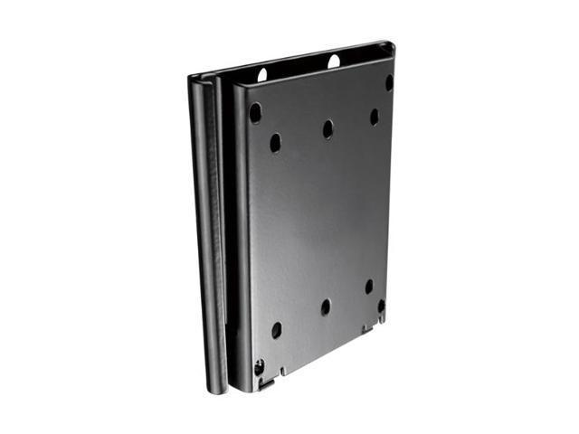 "Atdec TH-1026-VF 10""-26"" Fixed TV Wall Mount LED & LCD HDTV VESA 75x75 Max Load 66 lbs Compatible with Samsung, Vizio, Sony, ..."