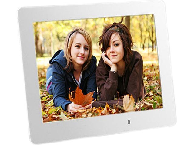 "Aluratek ASDPF08LED 8"" 800 x 600 LED Digital Photo Frame"