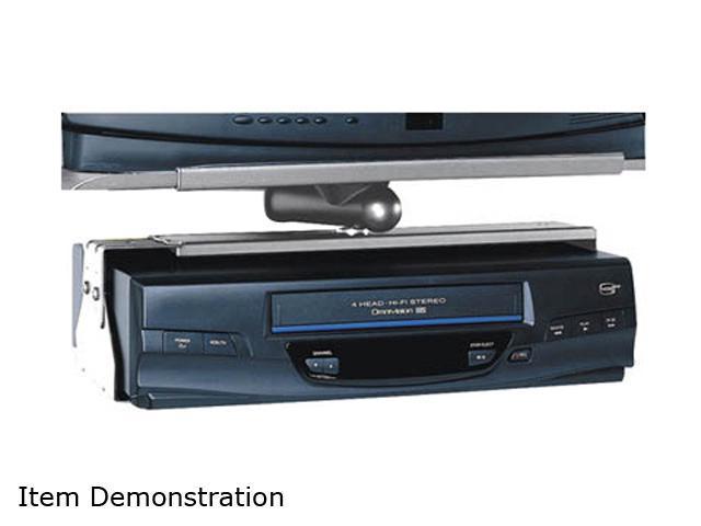 Peerless-AV PM47S Adjustable VCR/DVD Mount, Max load 35lbs