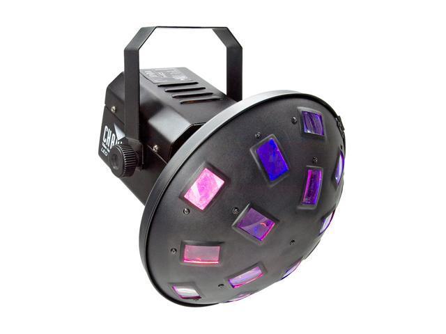 CHAUVET 2-Channel DMX-512 LED Derby Effect