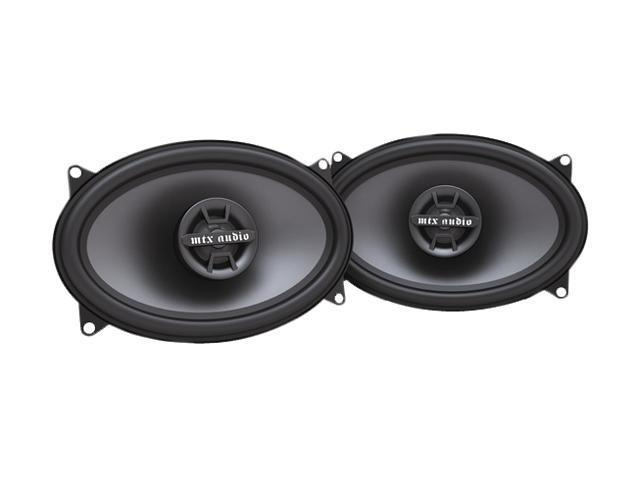 "MTX 4"" x 6"" 80 Watts Peak Power Dome-Axial 2-Way Speaker"