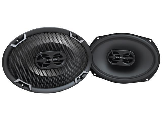 "MTX 6"" x 9"" 200 Watts Peak Power Thunder Dome-Axial 3-Way Car Speaker"